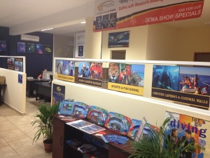 Pro Dive Mexico's opens new PADI IDC center in the heart of Playa del Carmen!